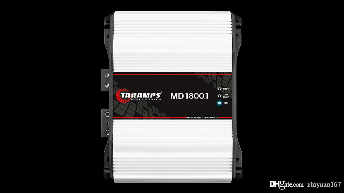 3 Day Delivery Taramps MD 1800 1 Ohm Amplifier MD1800.1 1800.1 MD1800 1.8K Amp