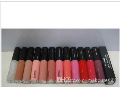 vendita calda di buona qualità più basso best-seller buona vendita nuovo prodotto recenti Lip Gloss Dodici diversi colori 12pcs