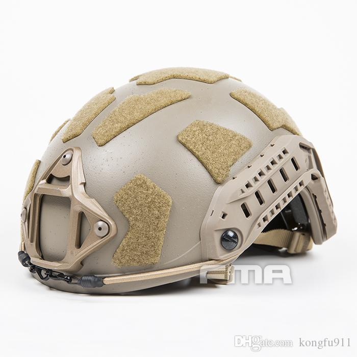 Ops-Core-FAST SF Super High Cut Helm Taktische Airsoft Paintball Verbesserte Version MIL-HELM