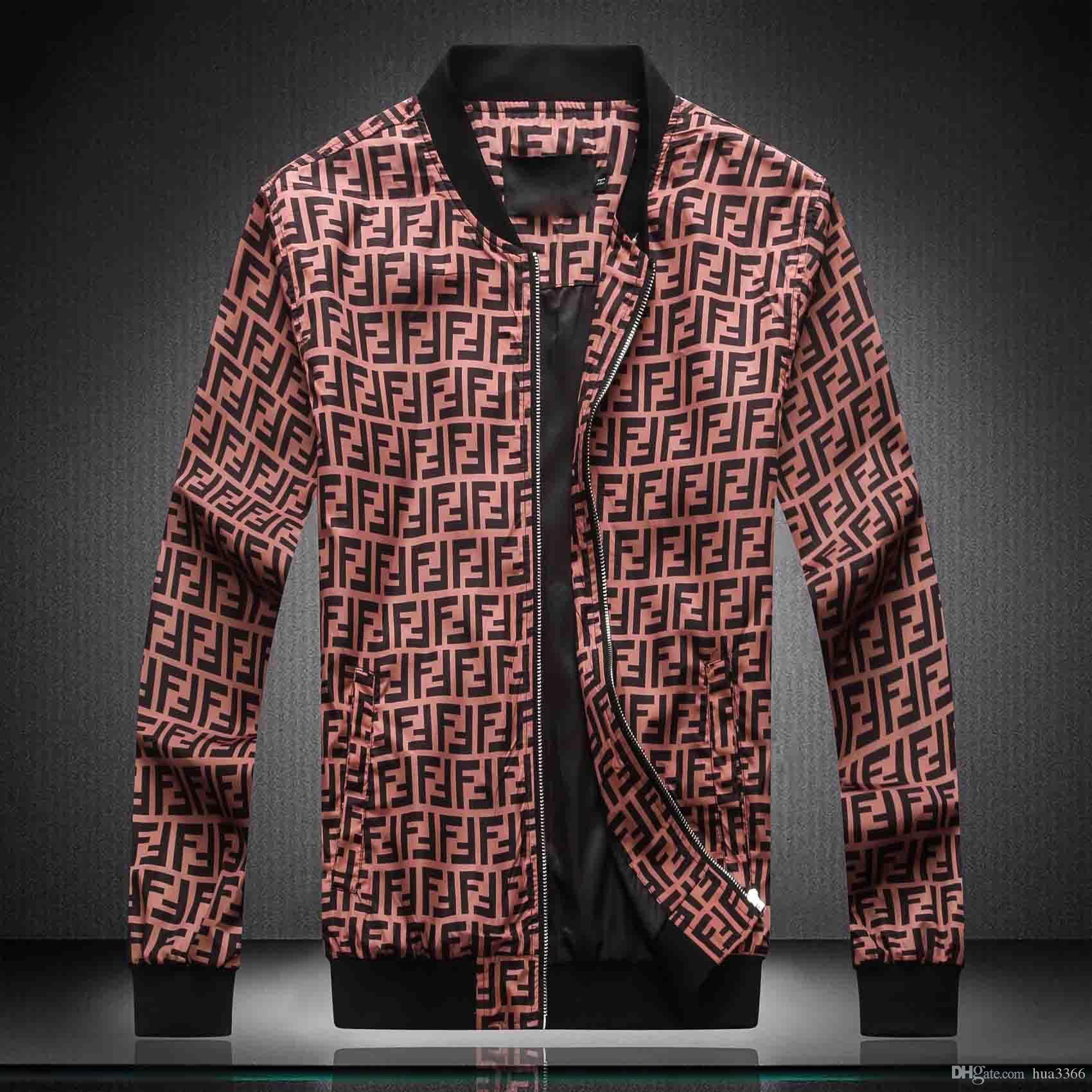 2020ee sonbahar ve kış yeni lüks tasarım Medusa erkek rüzgarlık ceket erkek spor ceket uzun kollu. M-3XL