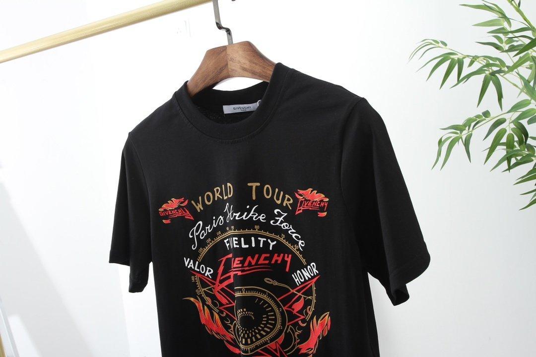 2020ss Designertshirts Hot Femmes Hommes T-shirt New Arrival mode de haute qualité bateau libre de luxe Hommes T-shirt décontracté Asain Taille B105891D