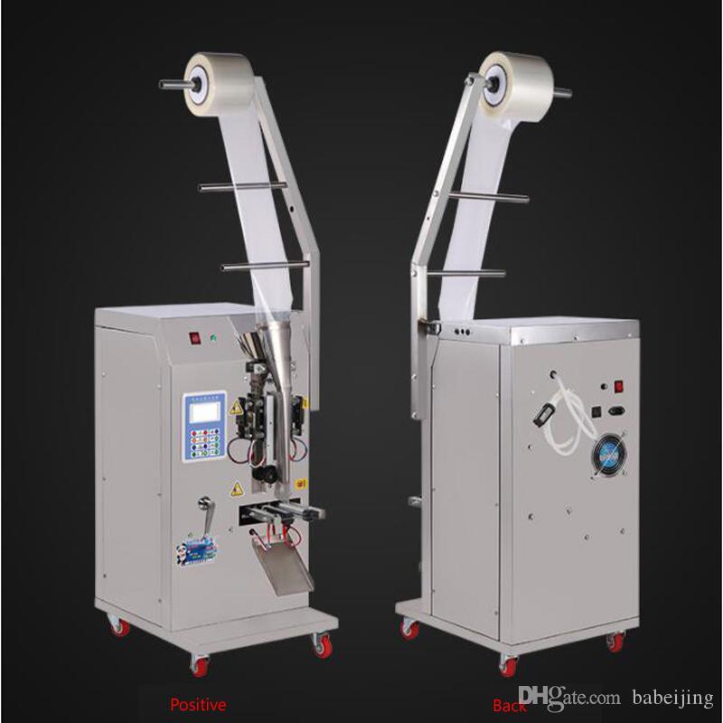 110V 220V máquina de embalaje de líquidos aceite vinagre agua condimento bebida de llenado de líquido puro y la máquina de embalaje de líquidos máquina de sellado
