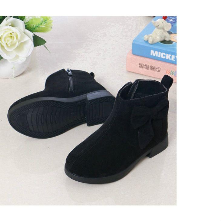 2020 Girls Designer Boots 2020 New