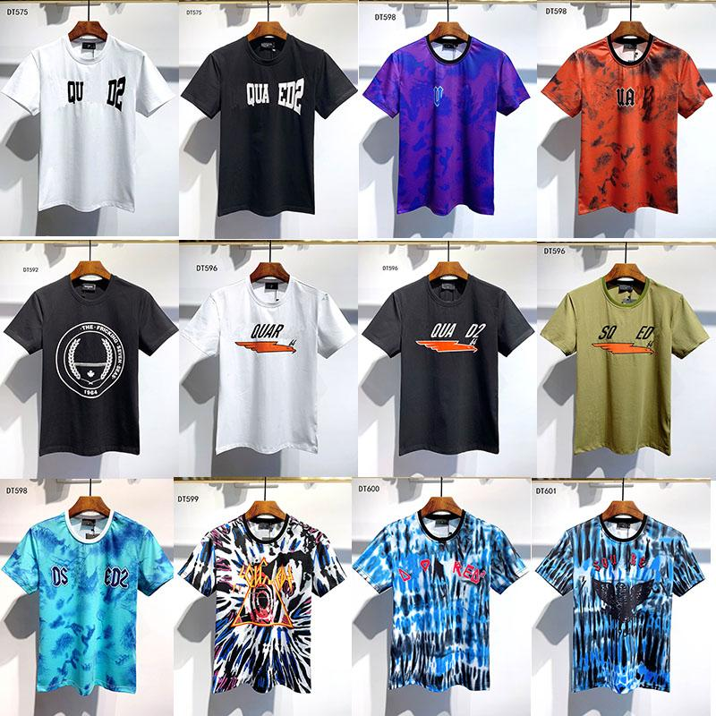 24 Farben LuxuxMens Sommer-T-Shirts Mode Herren Designer mit kurzen Ärmeln Kleidung Mann Cotton T-Shirt Tees Tops Kleidung Größe M-XXXL