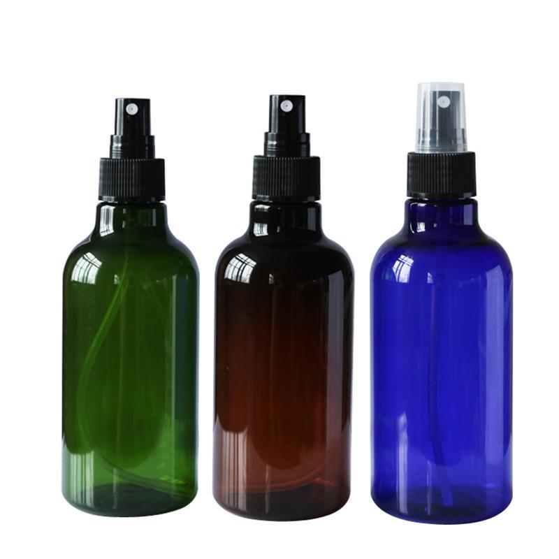 40PCS 250ml الاتحاد متعدد الألوان غسول كريم مضخة مستحضرات التجميل حاوية، والسفر حجم الشامبو الصابون السائل موزع زجاجة رذاذ البلاستيك