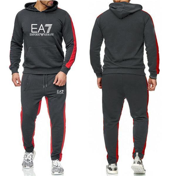 Nouveaux Survêtements pour Femmes Hommes Sweat-shirts Costumes Mode Homme Sweat-shirts Vêtements pour hommes manteau unisexe avec un pantalon FSSC111159