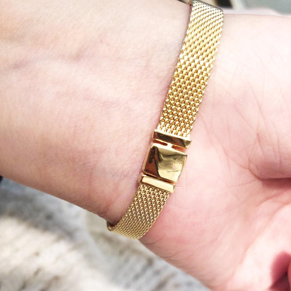 Vente en gros-Bangle Bijoux de luxe Designer pour Pandora Box avec 925 argent sterling plaqué or rose Bracelet femmes