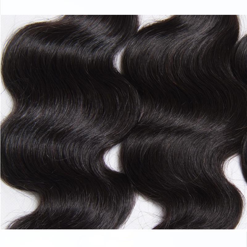 روزا منتجات الشعر البرازيلي العذراء 4PC البرازيلية جسم موجة 100٪ اللحمة شعر الإنسان نسج الشعر غير المجهزة عذراء ريمي الإنسان يمكن أن يكون مصبوغ