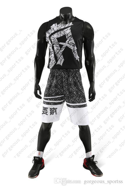 2019 heißen Verkauf-hochwertige schnelltrocknende Farbanpassung druckt nicht verblasste Basketball jerseys61561546154656