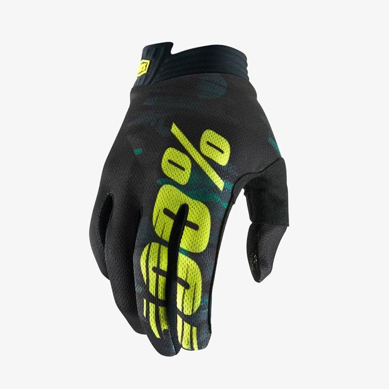 Neue lange Finger Cross Country Handschuhe Lady Motorrad Bike Racing Handschuhe im Freien Reiten
