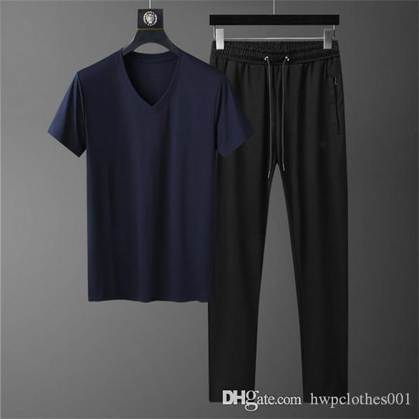 2020 sudaderas con capucha y trajes para correr al aire libre en ropa deportiva para hombre de los chándales de los hombres de diseño de ropa deportiva de otoño marca de moda NUEVO