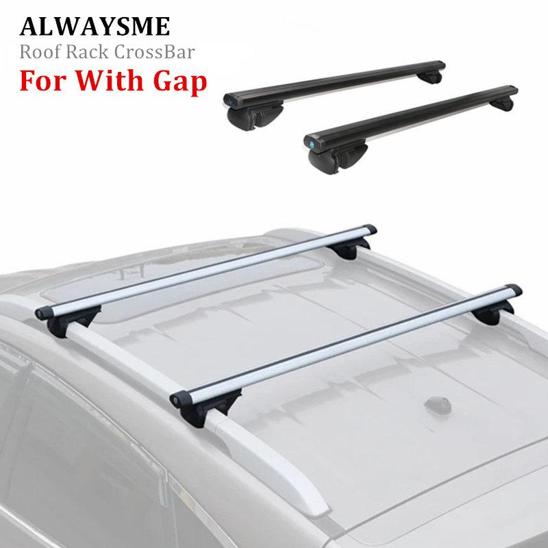 2020 Alwaysme 120 Or 135cm Universal Fits Car With Original Roof Rack Suv Roof Rack Crossbars For Kayak Cargoline Snowboarding From Mumianflo 91 61 Dhgate Com