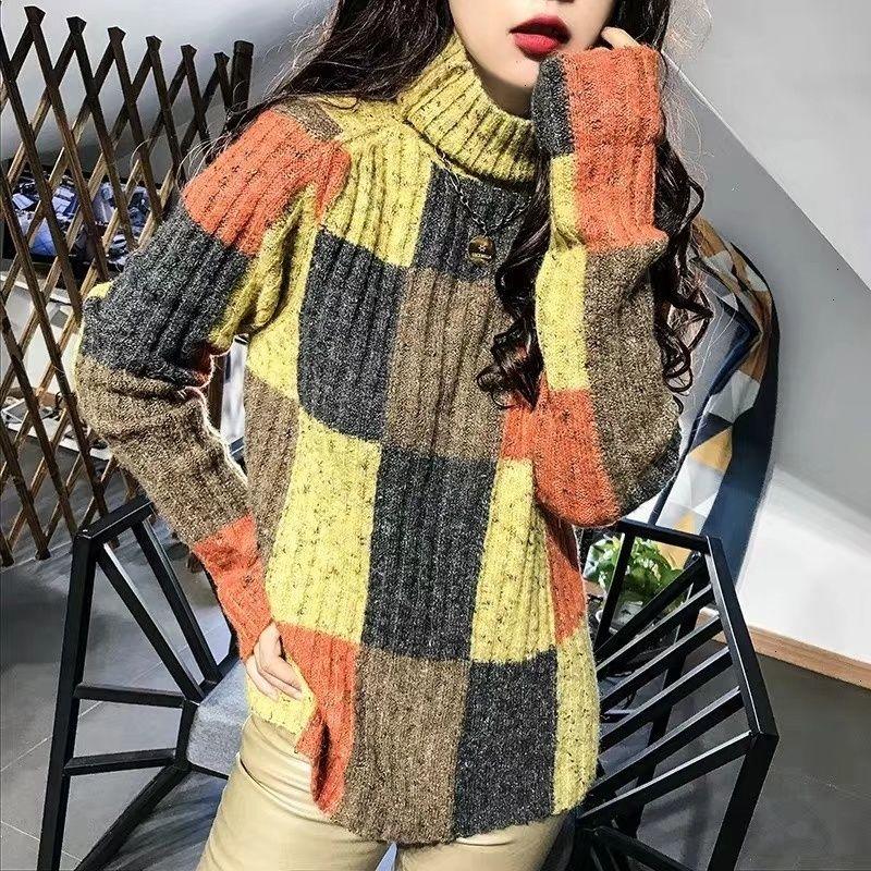 Womens Sweater Casual Fashion Sweater Size one size Comfortable Warm WSJ000#112802 kaiyi521