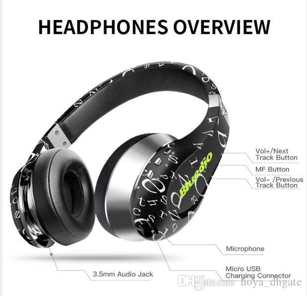 2020 New Arrival Bluedio Aair Bluetooth Headphones Wireless Headset Fashionable Printed Wireless Headphone For Android Phone Car From Hoya Dhgate 50 12 Dhgate Com