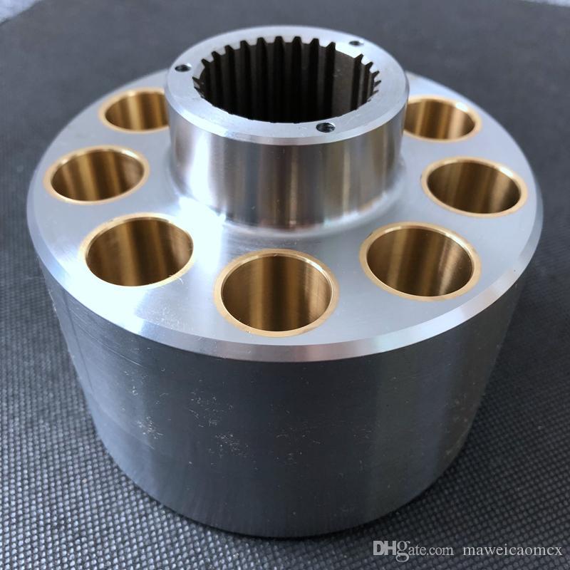 VRD63 CAT120 Pump Spare Parts Repair kit CAT excavator main pump cylinder block pump parts good quality
