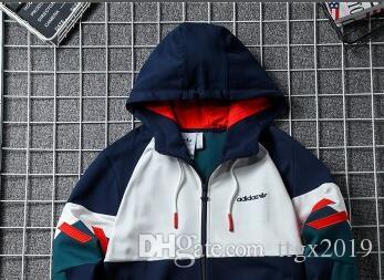 Novos casais de moda ADDIAS homens mulheres unisex design personalizado impressão Hoodies camisola camisola jaqueta Pullover Top