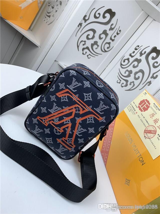 Diseñadores de bolsos de piel de oveja de cuero de vaca Caviar diseñadores de bolsos de lujo monederos mujeres de la carpeta del metal del cuero genuino con las bolsas para polvo 43678