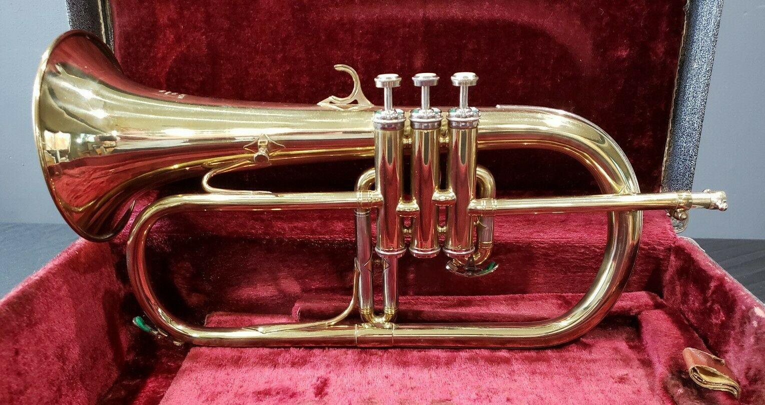 العلامة التجارية الجديدة ب ب Flugelhorn مخصص شعار النحاس الذهب طلى آلة موسيقية الفنية المتضمن حالة Mounthpiece شحن مجاني