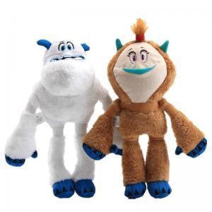 25cm Smallfoot Plush Toys Cartoon Anime Migo Kolka Stuffed Dolls Kids Toys Birthday party favor Gift home decor FFA1636