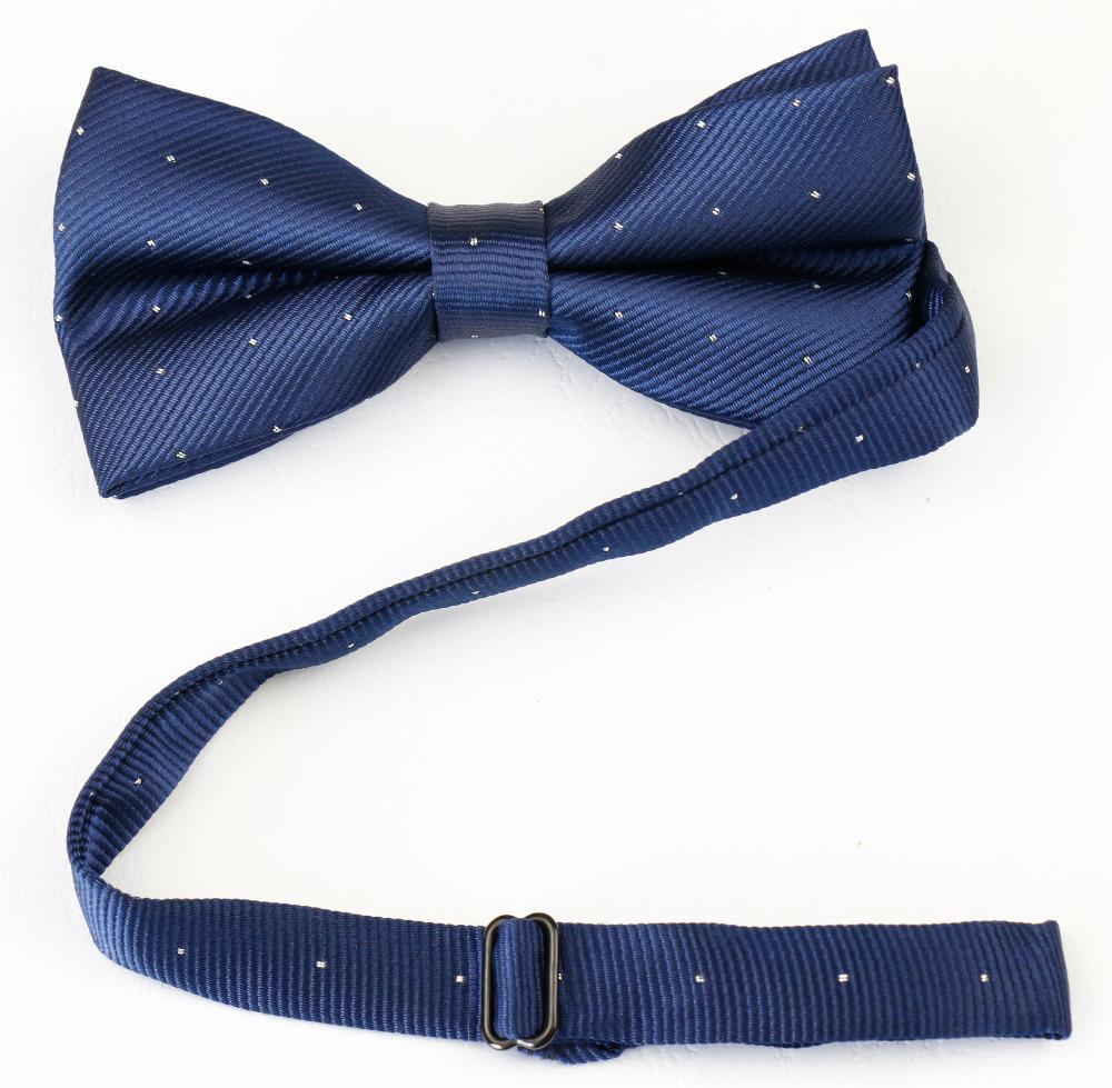 Plaid Bowties Groom Mens Solide Fashion Star Silver Point Cravat für Männer Schmetterling Gravata Männlich Heirat Hochzeit Bow Ties