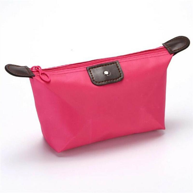 Pink Counce Wash Color High Makeup Bag Организатор Cosmetic Duopindun Дешевые Водонепроницаемый Качество Воос