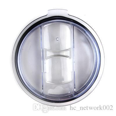 Массажер сдвижной крышки для 20oz Drinkware крышки Нет утечку и устойчивые к брызгам и соломы дружественным Портативному