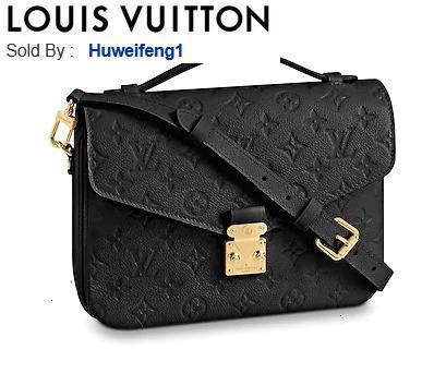 huweifeng1 POCHETTE METIS M41487 HANDBAGS SHOULDER MESSENGER BAGS TOTES ICONIC CROSS BODY BAGS TOP HANDLES CLUTCHES EVENING