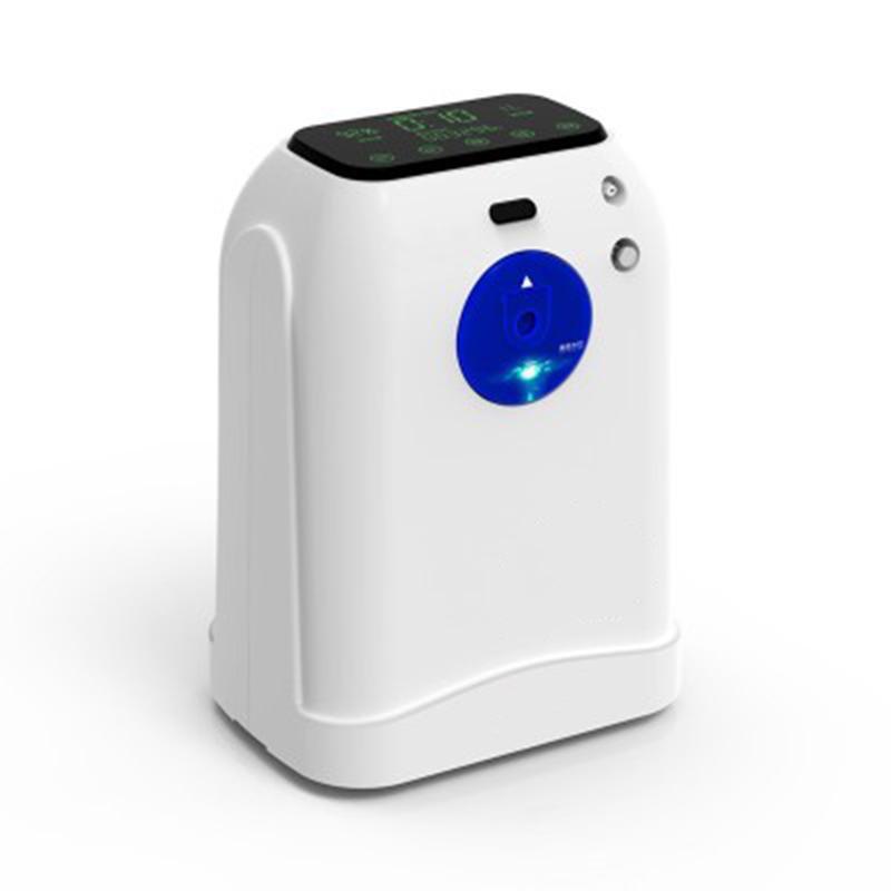 مولد الأكسجين عالي الجودة يستخدم في المنزل مولد الأكسجين النقال آلة الأكسجين النقال