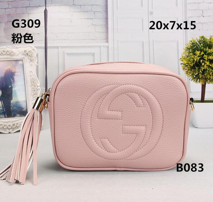 De alta calidad 2018 más estilo Bolsas de hombro de cuero de alta calidad bolsas Bolso del diseñador Chian cuerpo de la cruz Bolsas para mujeres solteras embrague bolsa de bolsas