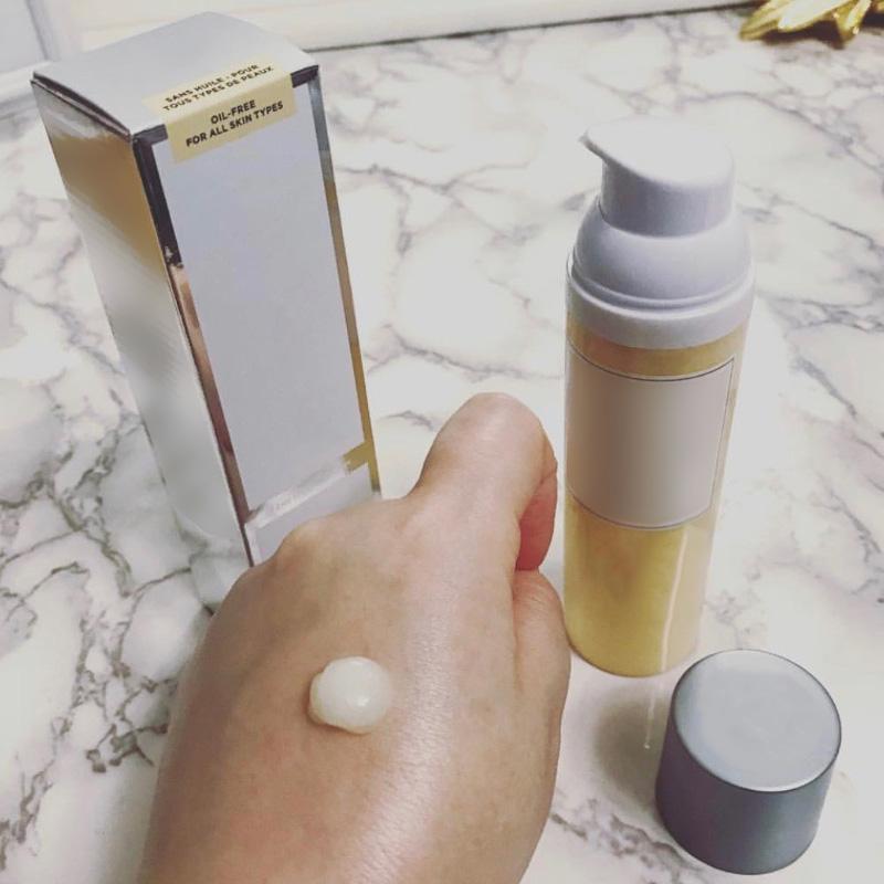 Hot Marke Vertrauen in einem Gel Lotion Öl frei für alle Hautfeuchtigkeitscreme Skin Care Essence 75ml New DHL-freier