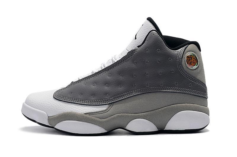 2020 New 13 Basketball Shoes Designer de luxo Chicago Bred Olive Preto Rosa Verde Vermelho Branco 13s sapatos para homens com caixa