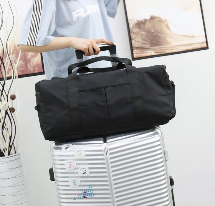 20pcs Duffel Bags Women Men Unisex Travel Bag Waterproof Casual Light Beach Exercise Luggage Bags