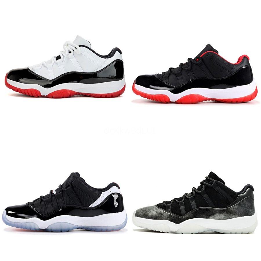 Jumpman 11S Mens Basketball Chaussures de luxe de Spiderman Formateurs Gym Rouge Rookie de l'année Top 3 Unc Nrg Chicago Sport Sneakers # 607