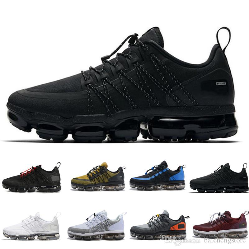 Compre Nike Vapormax Air Max Airmax 2019 Run Utility FK 2.0 Para Hombre  Zapatos Casuales Zapatillas De Deporte De Diseño Superstar Al Aire Libre ...