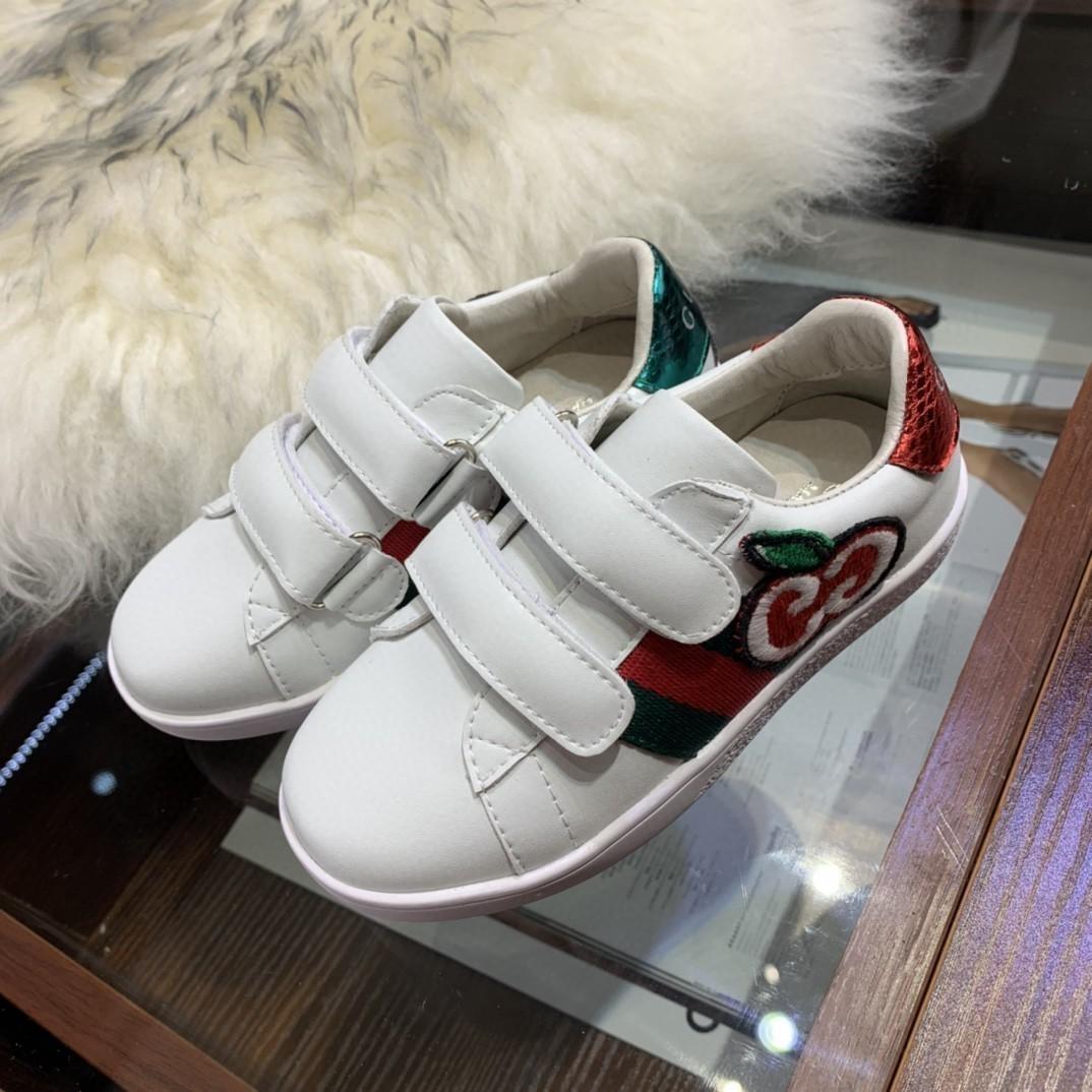 Новый шаблон Моды унисекс дети досуг печати повседневная обувь 031408