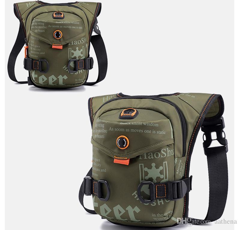 Nouveau équitation en extérieur Sac jambe multi-fonction sac à dos concepteur concepteur fannypack sac de sport poches portable Messenger Bag