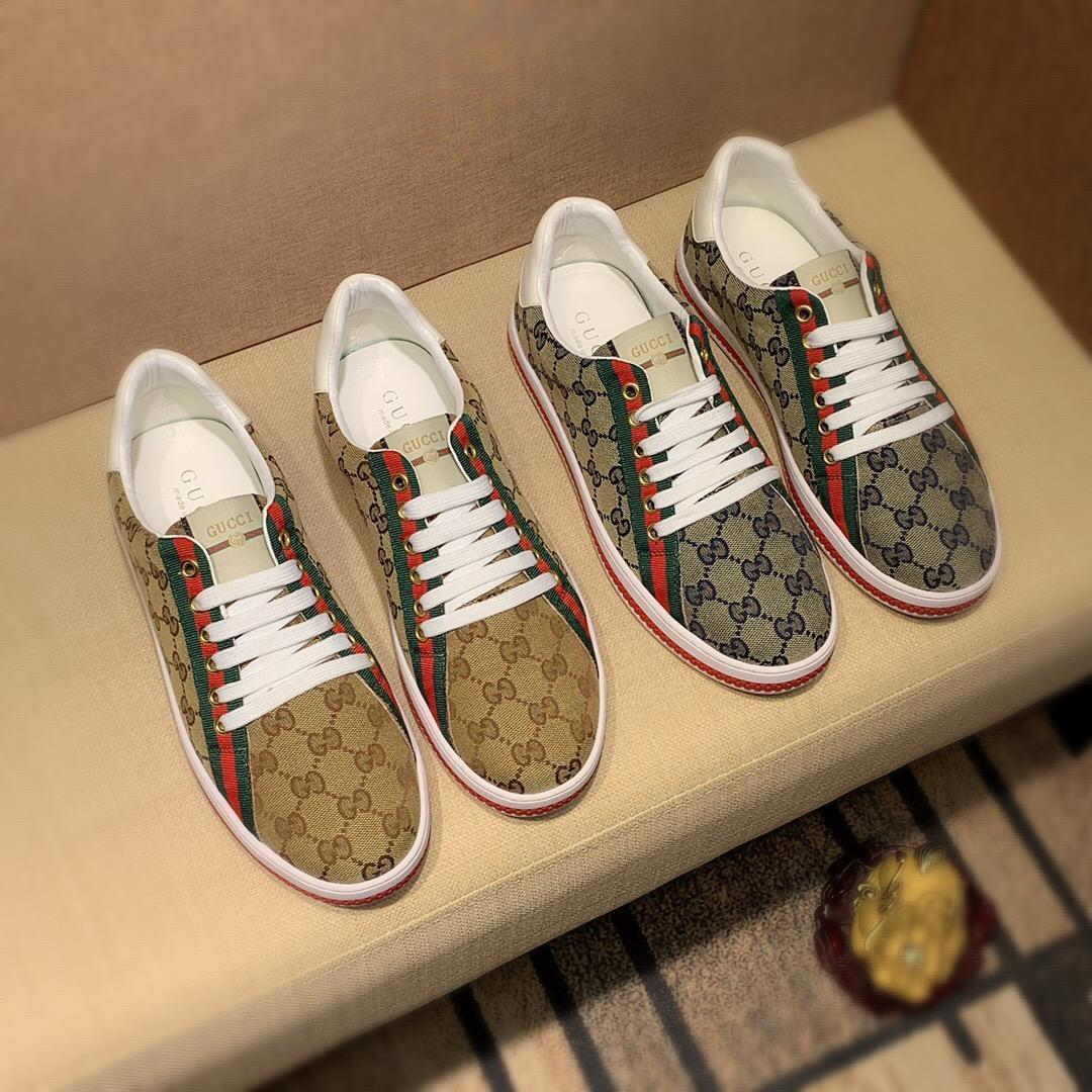 2020Designer NEW Mens sapatos Trainers SneakersGGBusiness Casual sapatos masculinos 38-46 1009-7