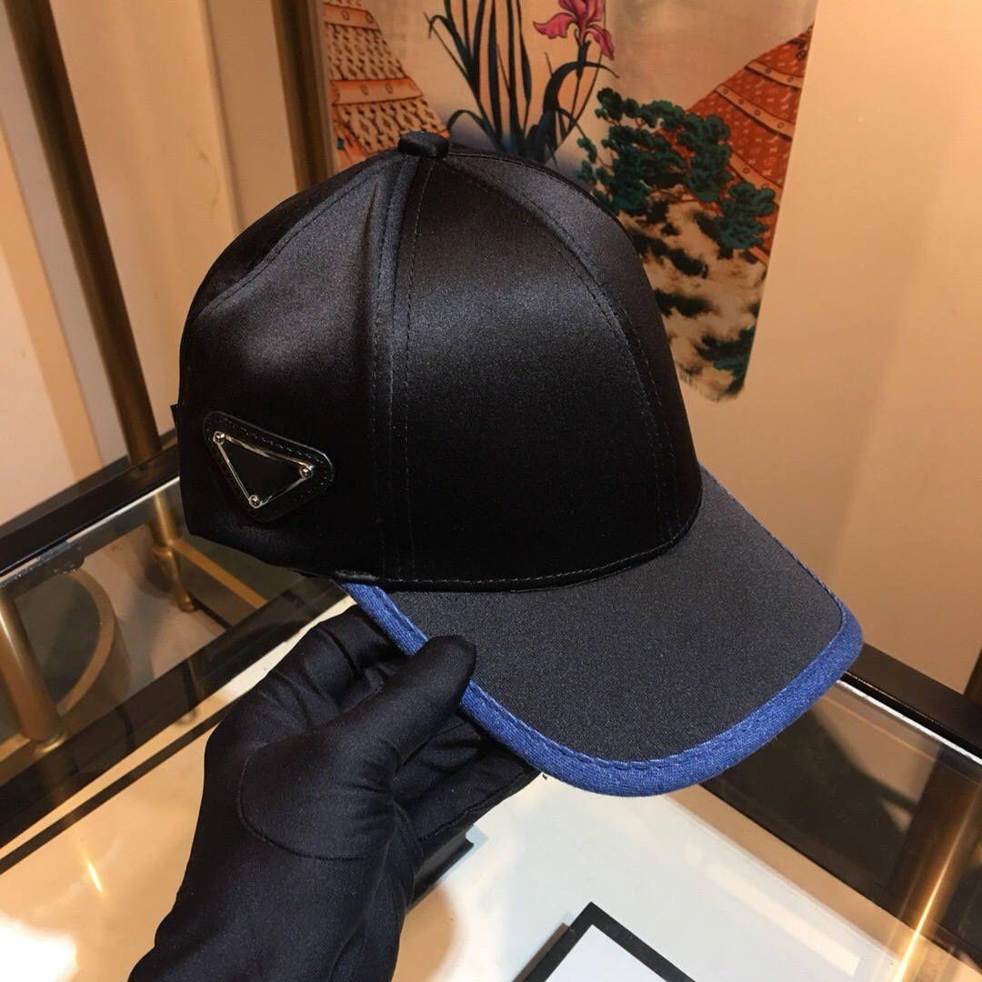 Moda Design Chapéu Cap Rua Baseball Cap Ball Caps para a mulher Homem ajustáveis Hat Hot Gorros