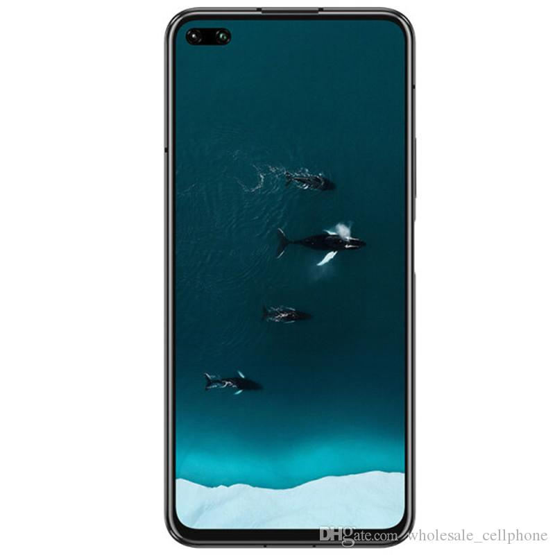 Huawei Honor V30 Pro 5G LTE Cell Phone 8GB RAM 128GB 256GB Kirin 990 Octa Core 6.57 inch 40MP Fister ID Smart Mobile Phone