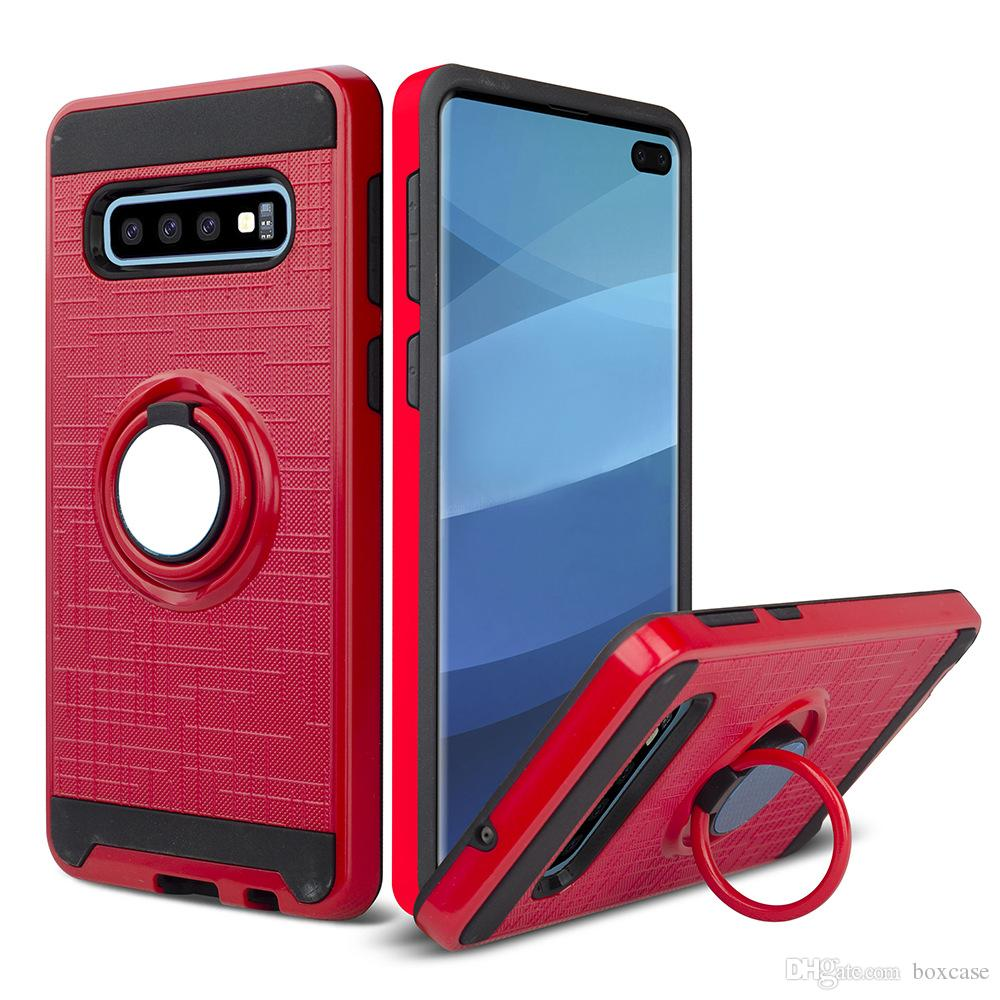 premium selection 6e670 292f8 Ring Car Mount Holder Magnetic Hybrid Case For Alcatel A3 PLUS/5011  5044R/Tetra/5041C Pulsemix/Crave/A50/5085 Cover With Stand Custom Phone  Cases ...