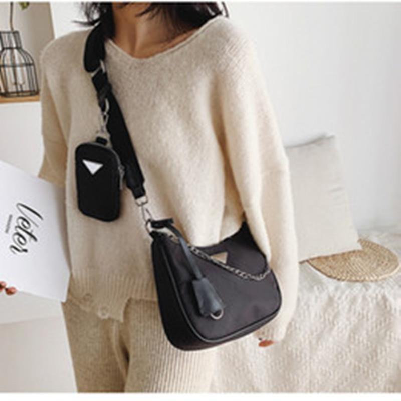 Женщина сумки сумки женские моды Sakoche сумка сумка мессенджер кошелек крест тел сцепление бесплатные сумки сумки EWK High Shippin рюкзак черный BPAQ