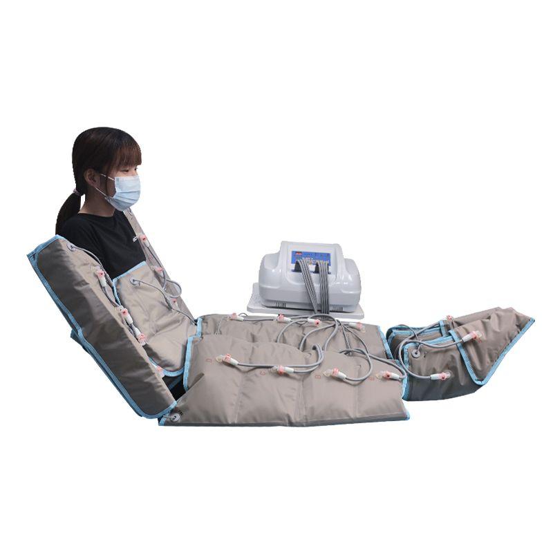 AIR WAVE의 압력 FAR INGRARED의 presotherapy 체중을 줄이기 DETOX ES600 림프 뷰티 림프 해독 아름다움 기계 마사지