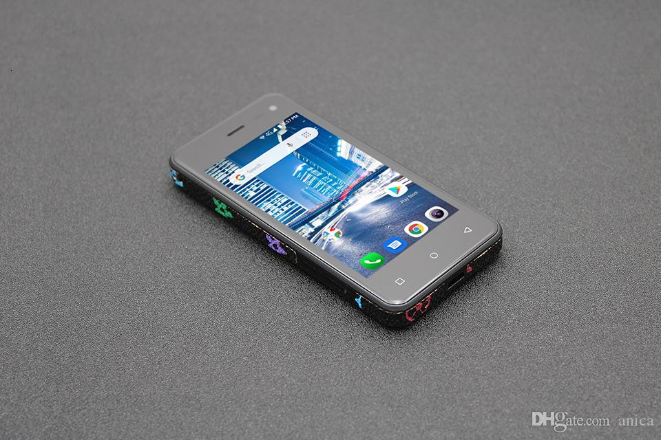 "2020 4G LTE Unlocked mobile phones androids TDD CDMA Cellphones 3.2"" Mini smartphone debloque 1300mah with Play store whatsapp facebook apk"