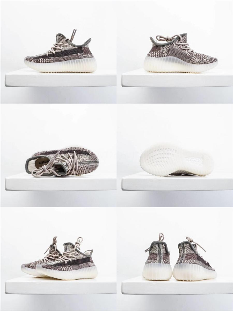 Designer Marque Enfants Chaussures bébé enfant en bas âge Run Kanye West Chaussures de course V2 Childrenboys Filles Sneakers Beluga 2.0 # 934