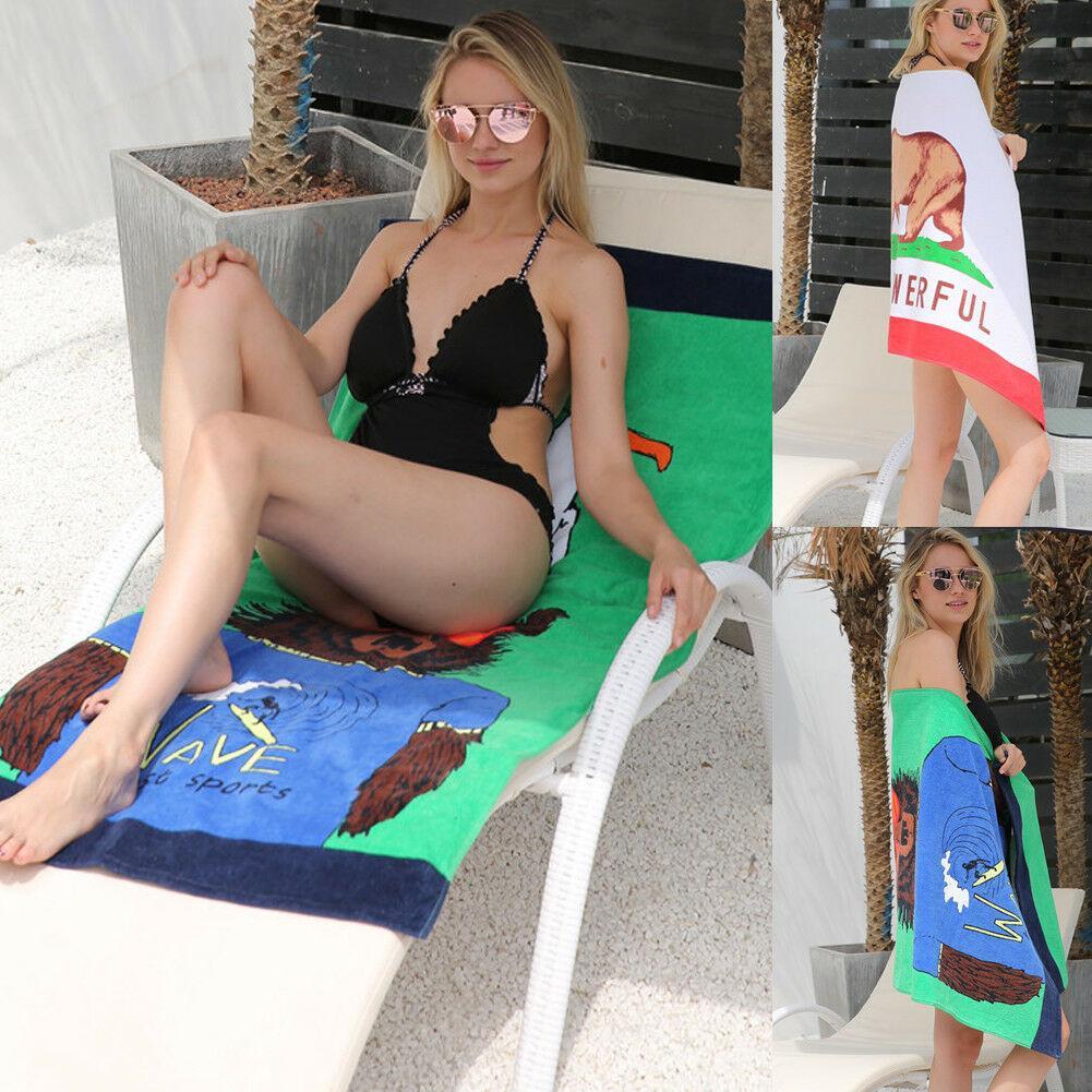 كبيرة منشفة المياه ماص حمام شاطئ السريع تجفيف السفر الحائط المعلقة منشفة ديكور شاطئ الشمس دش الغلاف