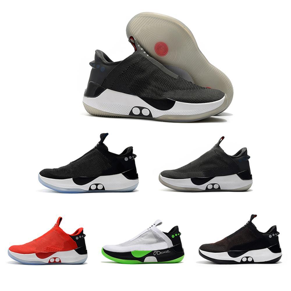 Adattare 2020 Bb Uomo nero scarpe alte sportiva rossa Mens Basketball Shoes Per Mens di alta qualità comodo modo degli uomini delle scarpe da tennis Chaussure 7-11