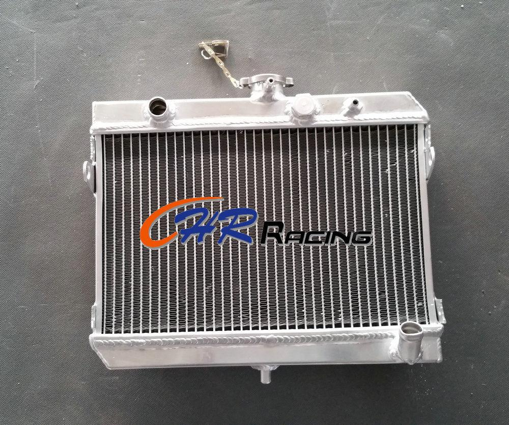 Radiador de aluminio para Quadmaster ATV Quad Maestro LTA 500 F 4X4