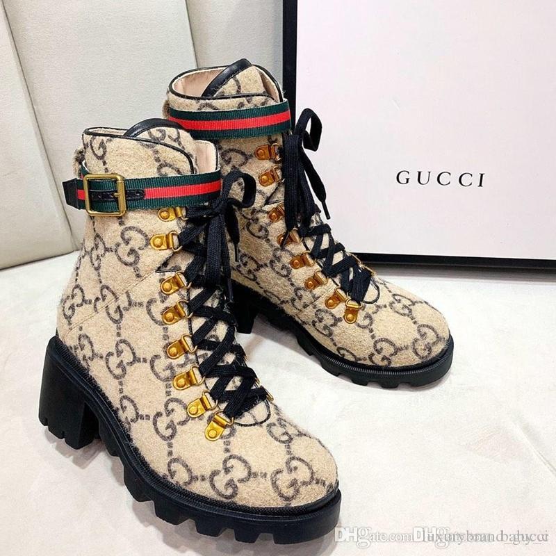2020 New Fashion Luxury Women Boots