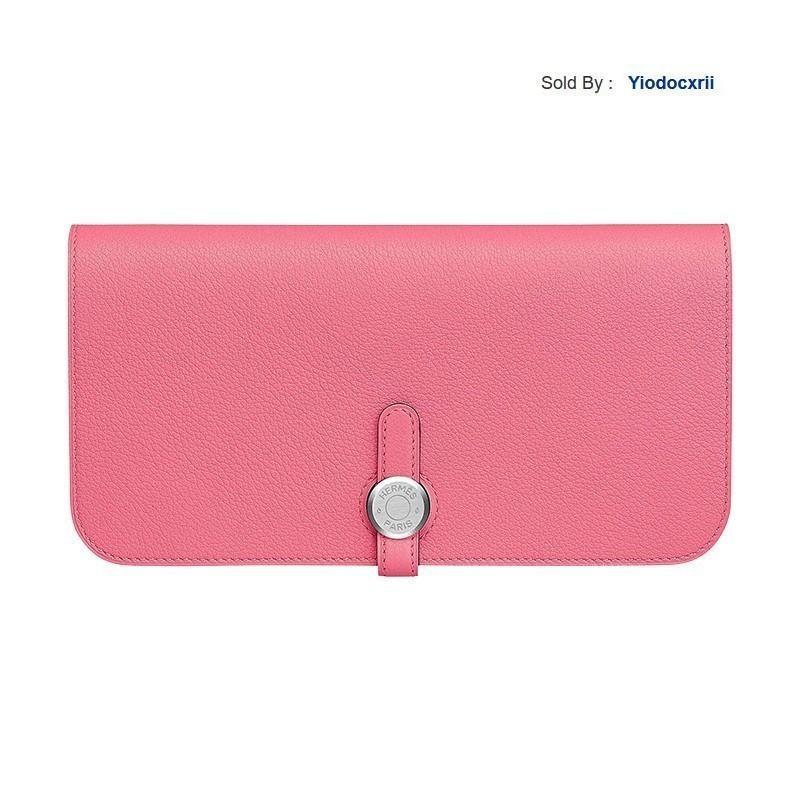 yiodocxrii 4FCN Lady Recto-verso Wallet Azalea H066381ck8w-ba11 Totes Handbags Shoulder Bags Backpacks Wallets Purse