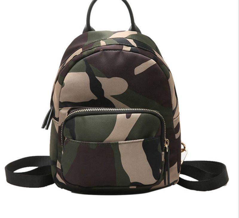 2019 New Design Waterproof Nylon Minimalism boy Casual Backpack Travel Bag Women Bag Female Shoulder Outdoor Large capacity bag 04
